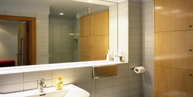 Как сделать зеркало для ванной