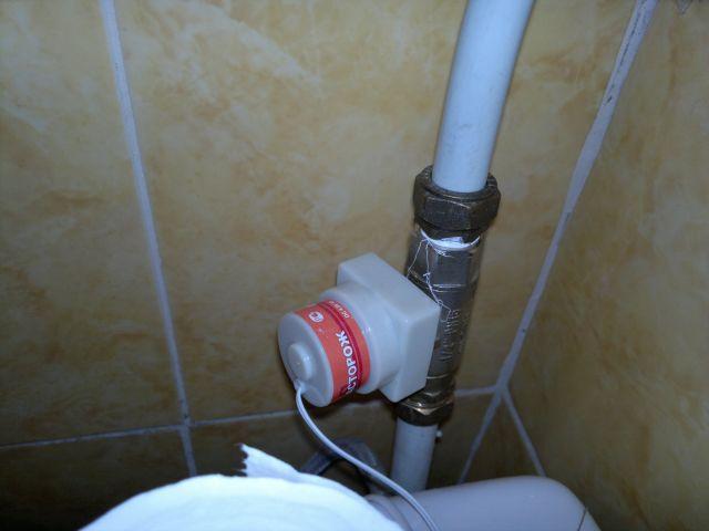 Электрокраны для воды своими