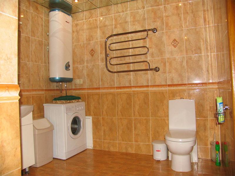 Ванная комната на даче фото